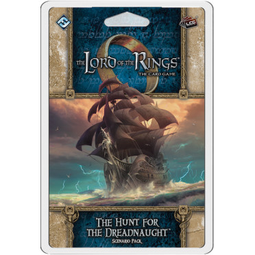 Lord of the Rings LCG - Hunt for Dreadnaught Scenario Pack