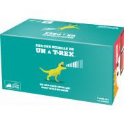 Sur une Echelle de Un à T-Rex