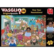 Puzzle Wasgij Original 36 – 1000 pièces