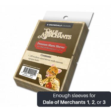 Dale of Merchants - Custom Sleeves Large pack