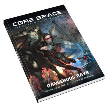 Core Space - Core Space - Une Epqoue Dangereuse
