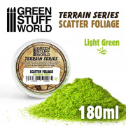 Scatter Foliage - Light Green - 180 ml