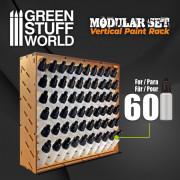 Modular Paint Rack - Vertical
