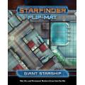 Starfinder Flip-Mat: Giant Starship 0