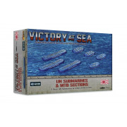 Victory at Sea - IJN Submarines & MTB Sections