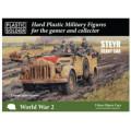 15mm WW2 German Steyr Heavy Car 0