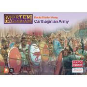 Mortem Et Gloriam: Carthaginian Pacto Army Set