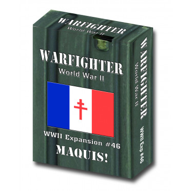 Warfighter WWII - Expansion 46 - Maquis