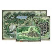 D&D - Curse of Stradh Map Set