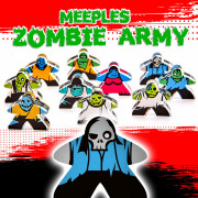 Meeples Zombie Army