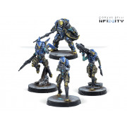 Infinity - O12 - Nyoka Assault Troops