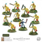 Mythic Americas - Jaguar Warriors with Macuahuitl
