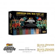 American Civil War paint set (10)