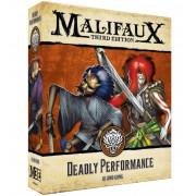 Malifaux 3E - Ten Thunders - Deadly Performance