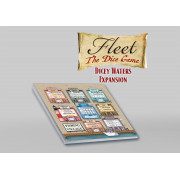 Fleet The Dice Game : Dicey Waters Expansion