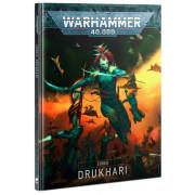 W40K : Codex - Drukhari (9eme Edition)