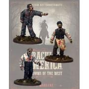 Dracula's America - Zombie Townsfolk 2