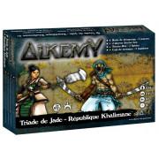 Alkemy - Boîte de Démarrage Khaliman / Triade