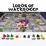 Set d'Upgrades - Lords of Waterdeep