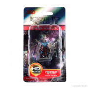 D&D Icons of the Realms Premium Figures - Human Warlock Male