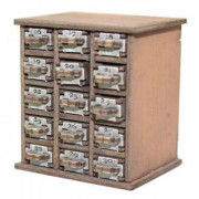 Safety Deposit Boxes 16-30