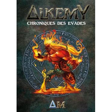 Alkemy - Livre - Chroniques des Evadés