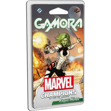 Marvel Champions : Le Jeu de Cartes - Gamora