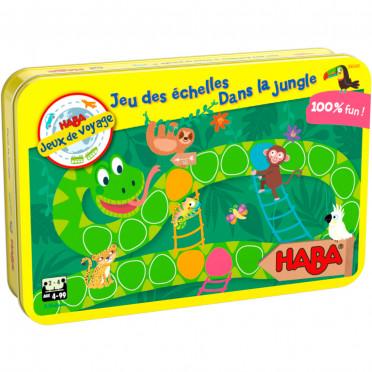 Jeu des Echelles «Dans la Jungle»