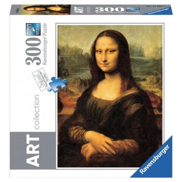 Puzzle Art Collection - Léonard De Vinci - La Joconde - 300 Pièces