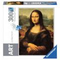 Puzzle Art Collection - Léonard De Vinci - La Joconde - 300 Pièces 0