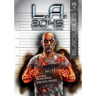 L.A.2045 - Black Files 3