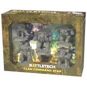 Battletech Clan Command Star