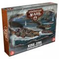 Dystopian Wars: Ning Jing Battlefleet Set 0