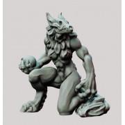 Hell Wolf - Bone