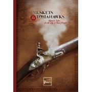 Muskets & Tomahawks : Rulebook