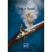 Muskets & Tomahawks : Shakos & Bayonets