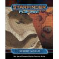 Starfinder Flip-Mat: Desert World 0
