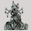 3D Printed Miniatures: Lady of the Marsh Lights 0