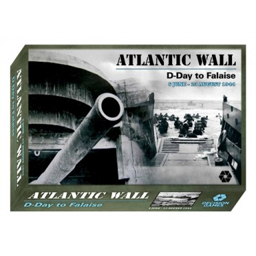 Atlantic Wall - D-Day to Falaise