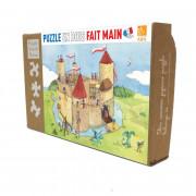 Puzzle Panique au Chateau Fort - 24 pièces