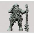 3D Printed Miniatures: Male Battlesmith 0