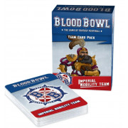 Blood Bowl : Imperial Nobility Team Card Pack