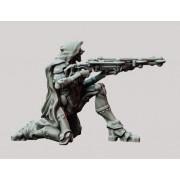 3D Printed Miniatures: Sniper Warforged