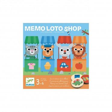 Memo Loto Shop