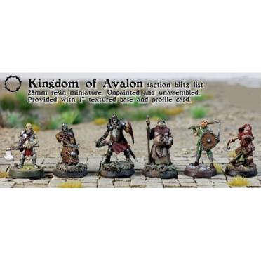 Alkemy - Avalon - Boite Blitz Avalon 2