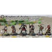 Alkemy - Avalon - Avalon Blitz Box Warband