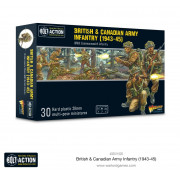 Bolt Action - British & Canadian Army Infantry (1943-45)