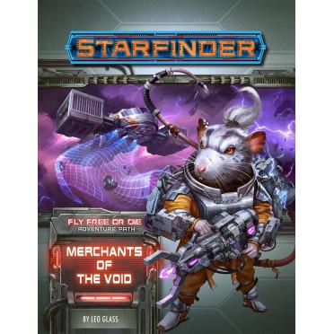 Starfinder - Fly Free or Die 2 : Merchants of the Void