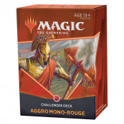 Magic The Gathering : Challenger Deck Aggro Mono-Rouge