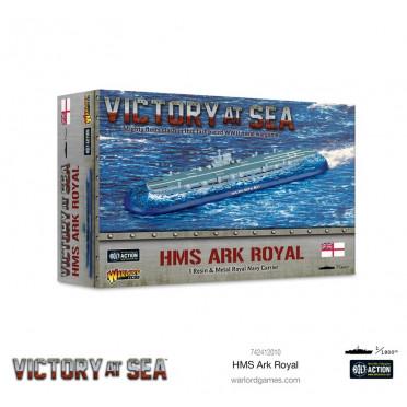 Victory at Sea - HMS Ark Royal
